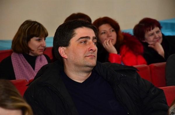 Nužudytas Gorlovokos deputatas Vladimiras Rybakas