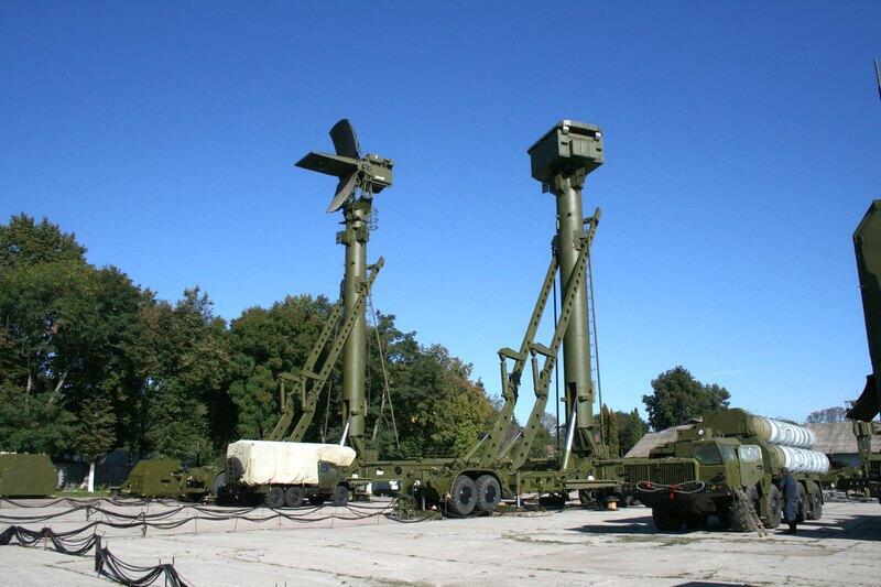 Zenitinis raketinis kompleksas С-300ПС